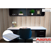 Painel PVC top Luxo Arabescos 250mmX7mm Liso
